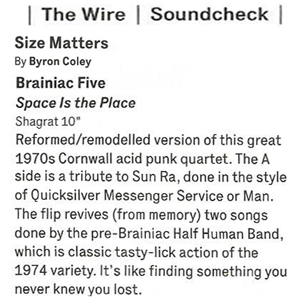Brainiac 5: Wire Review