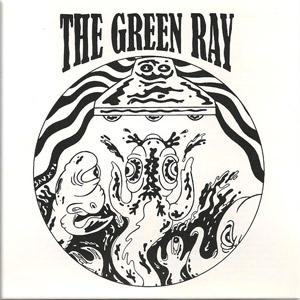 THE GREEN RAY CD
