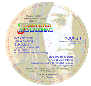 STARRY EYED AND LAUGHING - 'Forever Young' Vinyl Single